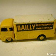 Coches a escala: DINKY TOYS CAMION SIMCA CARGO BAILLY. Lote 77450689