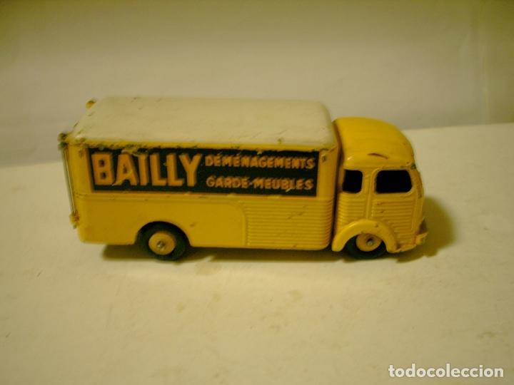 Coches a escala: DINKY TOYS CAMION SIMCA CARGO BAILLY - Foto 2 - 77450689