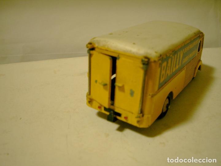 Coches a escala: DINKY TOYS CAMION SIMCA CARGO BAILLY - Foto 3 - 77450689