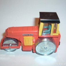 Coches a escala: DINKY TOYS, AVELING-BARFORD DIESEL ROLLER, REF. 279. Lote 82193996