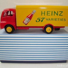 Coches a escala: CAMION GUY VAN HEINZ DINKY SUPERTOYS REEDICION ATLAS. Lote 168063940