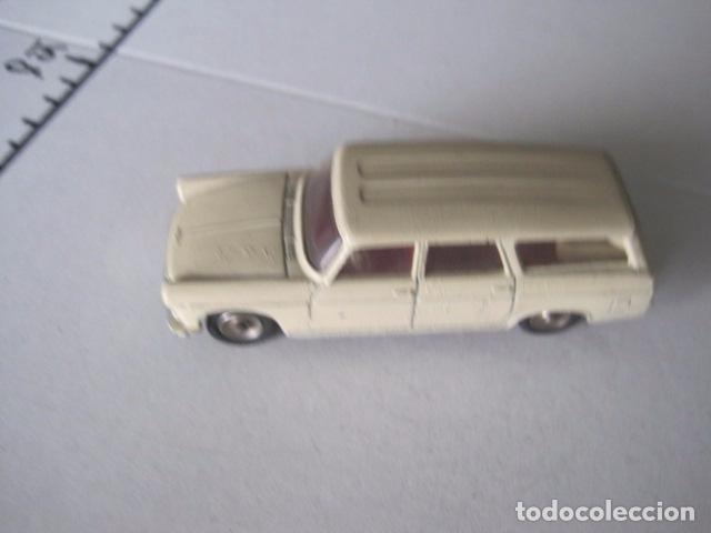 COCHE - DINKY TOYS - FRANCE MECCANO - ANTIGUO - PEUGEOT BREAK 404 -VER FOTOS -(V-10.860) (Juguetes - Coches a Escala 1:43 Dinky Toys)
