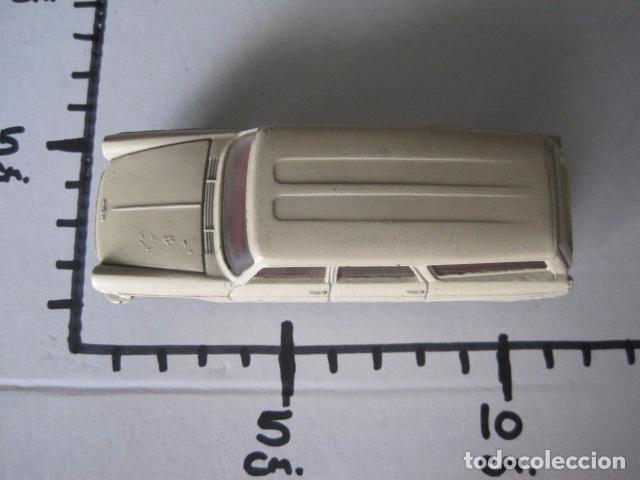 Coches a escala: COCHE - DINKY TOYS - FRANCE MECCANO - ANTIGUO - PEUGEOT BREAK 404 -VER FOTOS -(V-10.860) - Foto 13 - 85638112