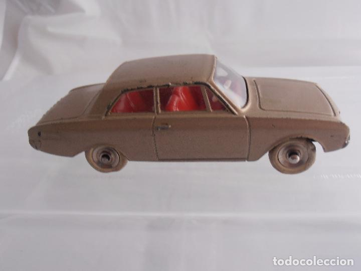 COCHE FORD TAUNUS MECCANO, DINKY TOYS, MADE IN FRANCE (Juguetes - Coches a Escala 1:43 Dinky Toys)
