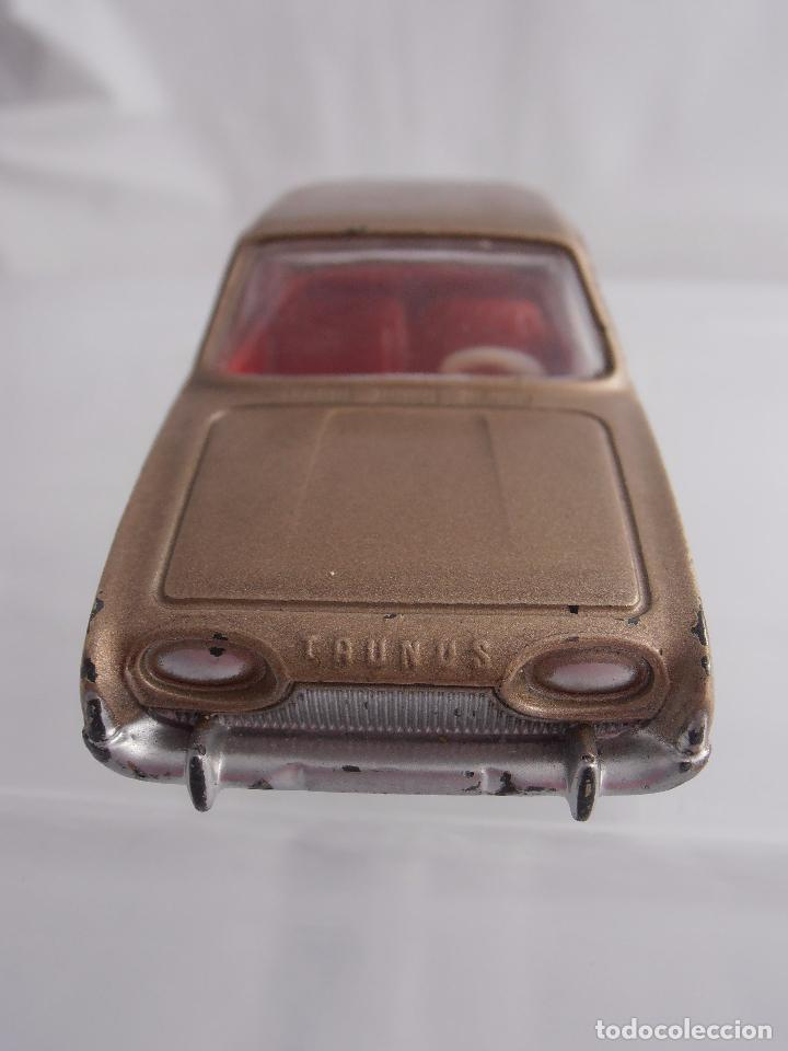 Coches a escala: COCHE FORD TAUNUS MECCANO, DINKY TOYS, MADE IN FRANCE - Foto 2 - 85706980