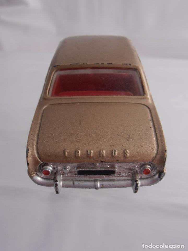 Coches a escala: COCHE FORD TAUNUS MECCANO, DINKY TOYS, MADE IN FRANCE - Foto 4 - 85706980