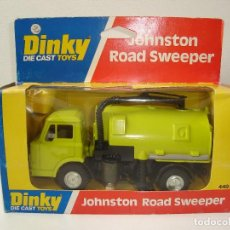 Coches a escala: CAMION JOHNSTON ROAD SWEEPER DINKY TOYS. Lote 87210812