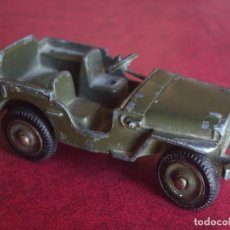 Coches a escala: JEEP , DINKY TOY, MECCANO . Lote 87352124