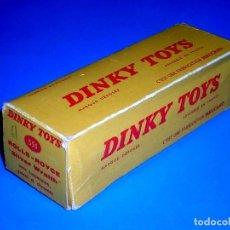 Modellautos - Caja vacía empty box Rolls Royce Silver Wraith ref. 551, esc. 1/43, Dinky Toys. Original años 50. - 87801620