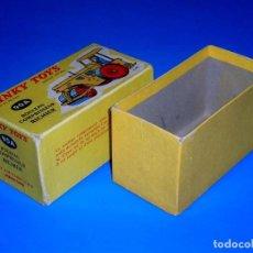 Modellautos - Caja vacía empty box Rouleau Compresseur Richier ref. 90-A, esc. 1/43, Dinky Toys. Original años 50. - 87832692