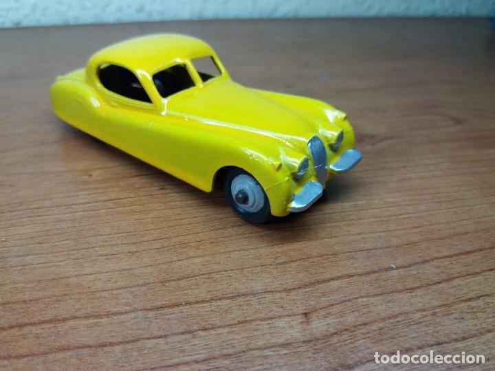 DINKY JAGUAR 157 DE MECANO.RESTAURADO. (Juguetes - Coches a Escala 1:43 Dinky Toys)
