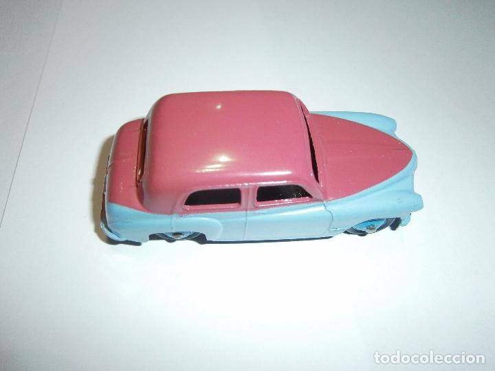 Coches a escala: HILLMAN MINX SALOON, DE DINKY TOYS, REF. 154-G, ORIGINAL 1954, MINT IN BOX. - Foto 17 - 38407127