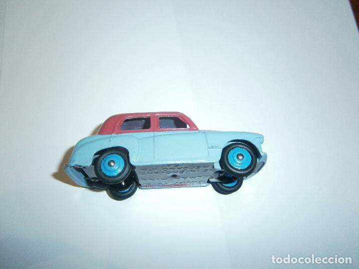 Coches a escala: HILLMAN MINX SALOON, DE DINKY TOYS, REF. 154-G, ORIGINAL 1954, MINT IN BOX. - Foto 18 - 38407127