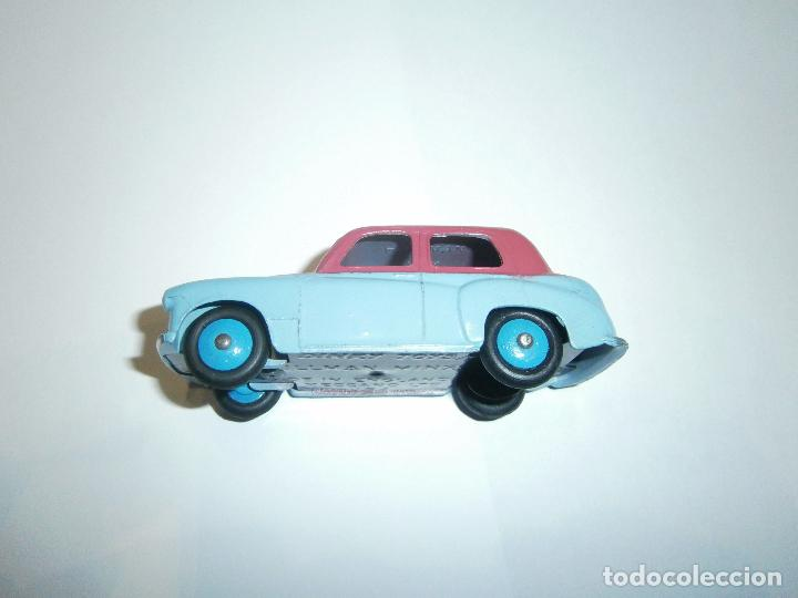 Coches a escala: HILLMAN MINX SALOON, DE DINKY TOYS, REF. 154-G, ORIGINAL 1954, MINT IN BOX. - Foto 19 - 38407127