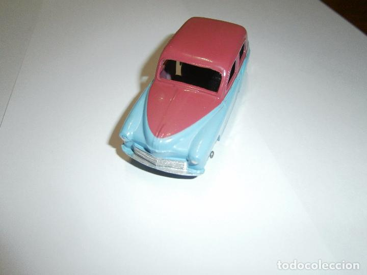 Coches a escala: HILLMAN MINX SALOON, DE DINKY TOYS, REF. 154-G, ORIGINAL 1954, MINT IN BOX. - Foto 21 - 38407127