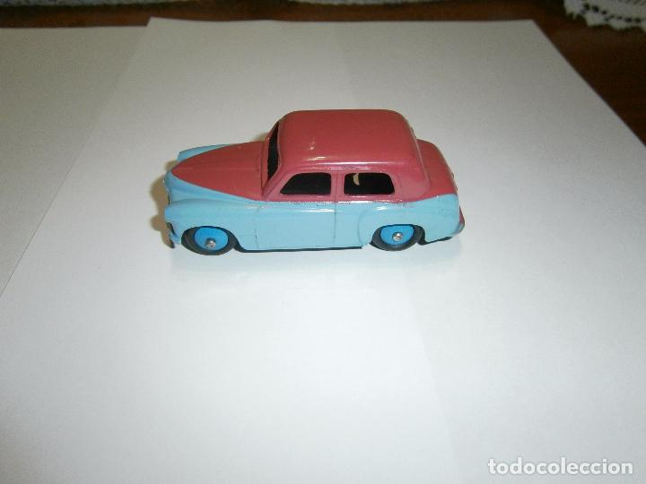 Coches a escala: HILLMAN MINX SALOON, DE DINKY TOYS, REF. 154-G, ORIGINAL 1954, MINT IN BOX. - Foto 22 - 38407127