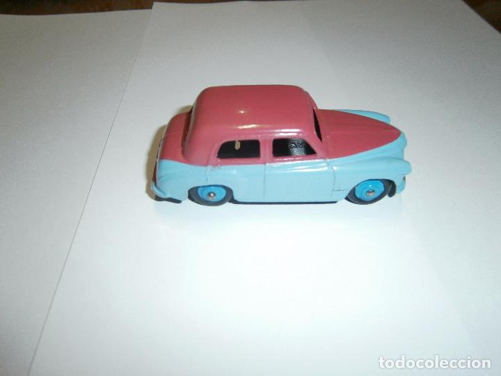 Coches a escala: HILLMAN MINX SALOON, DE DINKY TOYS, REF. 154-G, ORIGINAL 1954, MINT IN BOX. - Foto 23 - 38407127