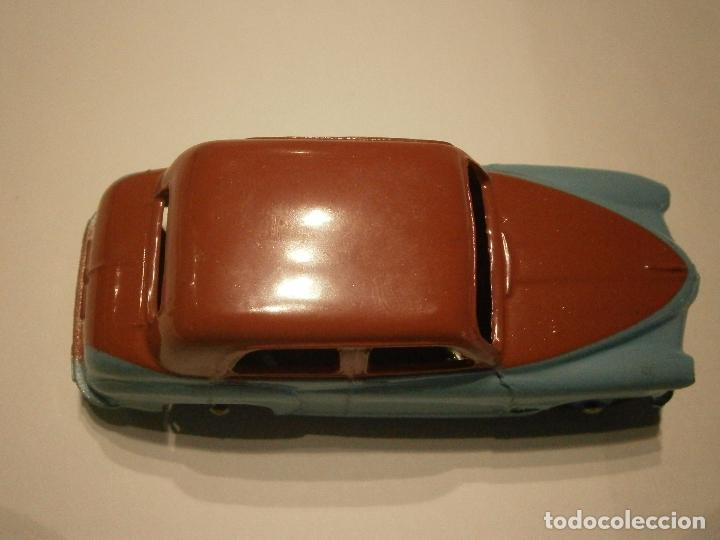 Coches a escala: HILLMAN MINX SALOON, DE DINKY TOYS, REF. 154-G, ORIGINAL 1954, MINT IN BOX. - Foto 30 - 38407127