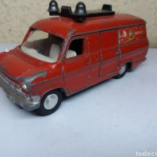 Coches a escala: DINKY FORD TRANSIT BOMBEROS. Lote 96425382