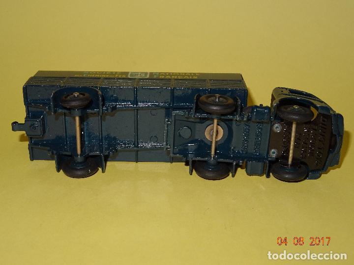 Coches a escala: Antiguo Camión con Toldo PANHARD de SNCF de DINKY TOYS Made in France por MECCANO - Foto 8 - 95048623