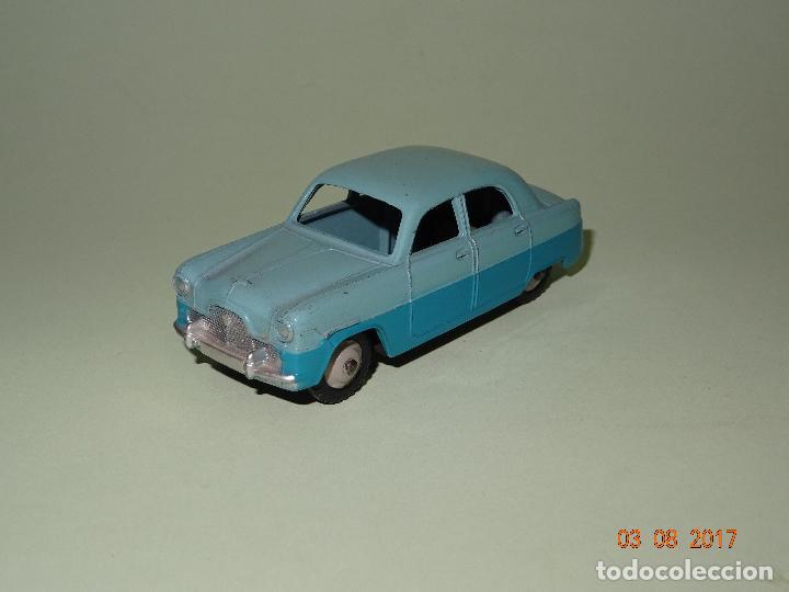 Coches a escala: Antiguo FORD ZEPHYR Ref. 162 de Dinky Toys - Made in England por MECCANO - Foto 4 - 95151603