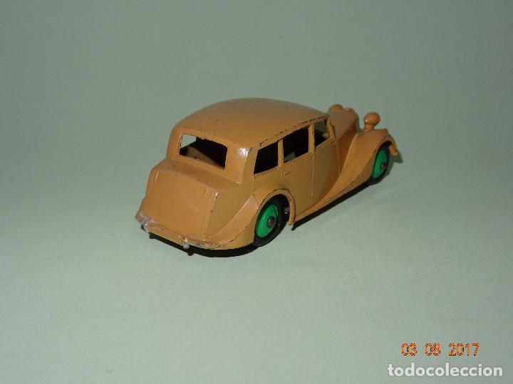 Coches a escala: Antiguo TRIUMPH de Dinky Toys - Made in England por MECCANO - Foto 5 - 95152135