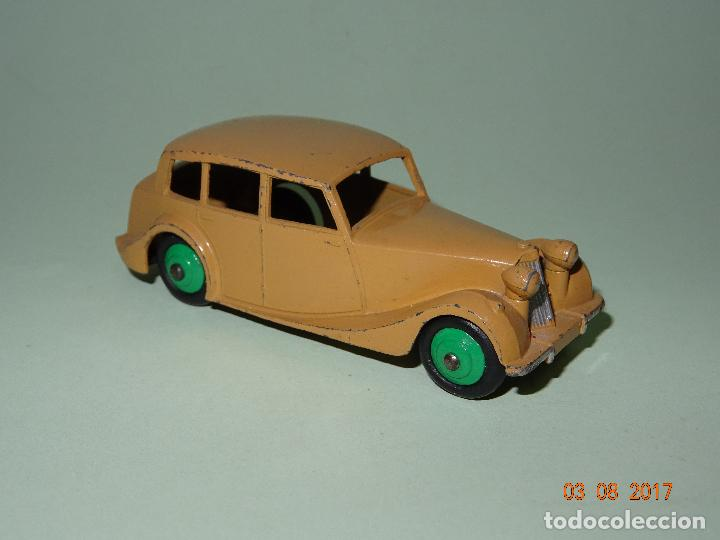 Coches a escala: Antiguo TRIUMPH de Dinky Toys - Made in England por MECCANO - Foto 6 - 95152135