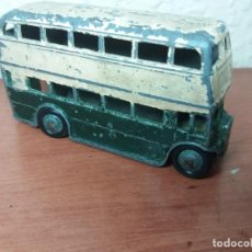 Coches a escala: DINKY BUS DOBLE, MECANO. Lote 96002463