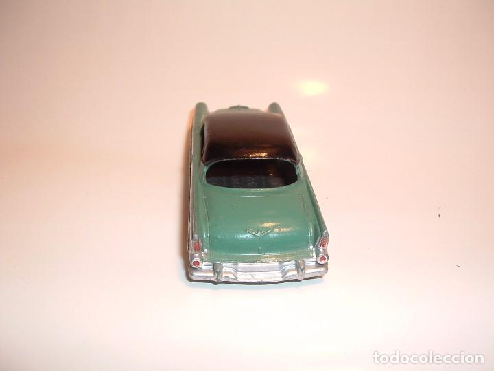 Coches a escala: DINKY TOYS, PLYMOUTH BELVEDERE, REF. 24D - Foto 4 - 98669611