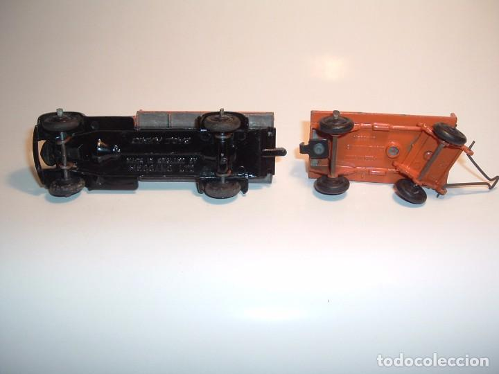 Coches a escala: DINKY TOYS, FLAT TRUCK & TRAILER, REF. 25T - Foto 5 - 98676011