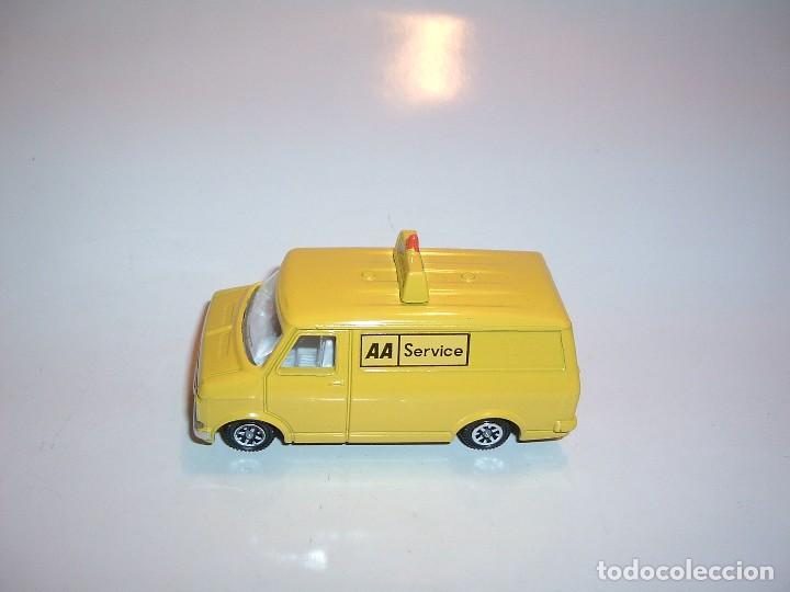 Coches a escala: DINKY TOYS, BEDFORD AA VAN, REF. 412 - Foto 2 - 98688487