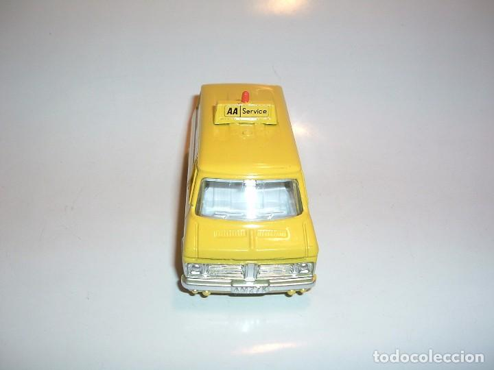 Coches a escala: DINKY TOYS, BEDFORD AA VAN, REF. 412 - Foto 3 - 98688487