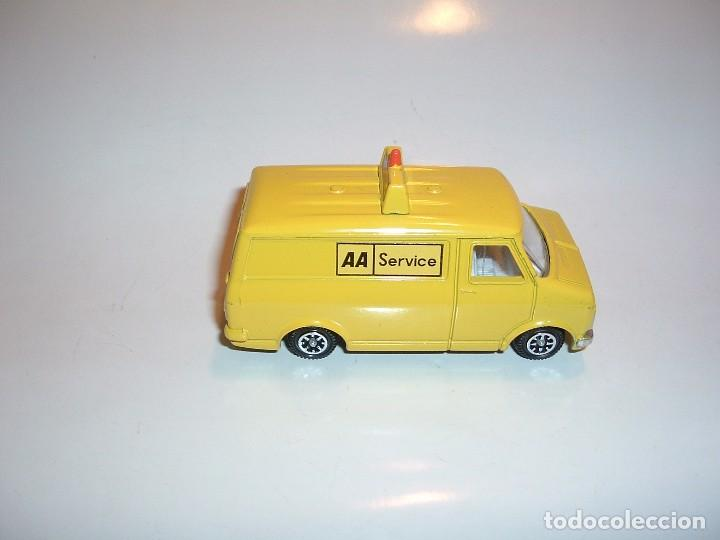 Coches a escala: DINKY TOYS, BEDFORD AA VAN, REF. 412 - Foto 4 - 98688487