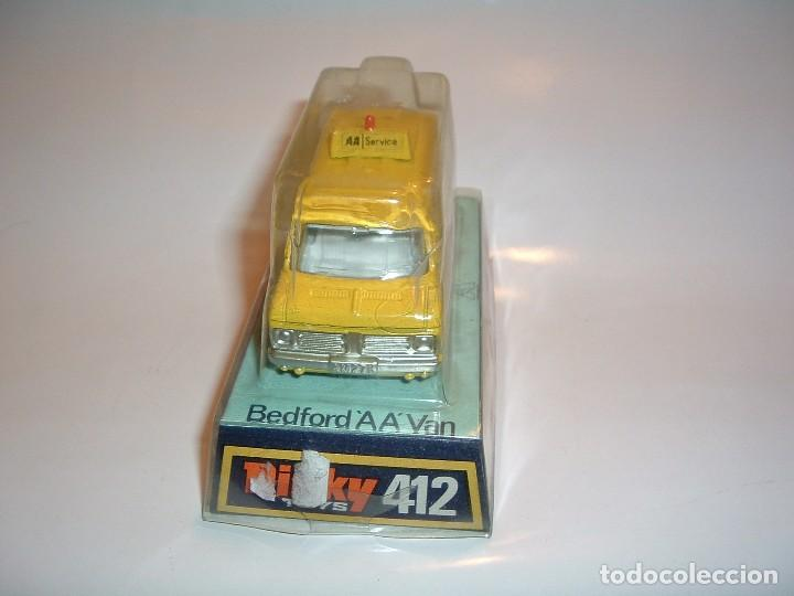 Coches a escala: DINKY TOYS, BEDFORD AA VAN, REF. 412 - Foto 7 - 98688487