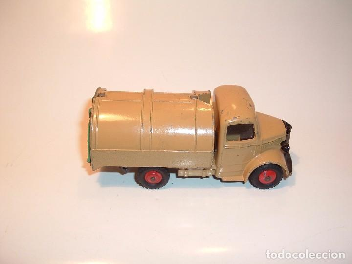 Coches a escala: DINKY TOYS, BEDFORD REFUSE WAGON, REF 25V, 252 - Foto 2 - 98787099