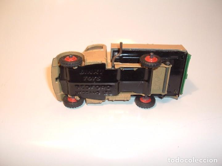 Coches a escala: DINKY TOYS, BEDFORD REFUSE WAGON, REF 25V, 252 - Foto 5 - 98787099