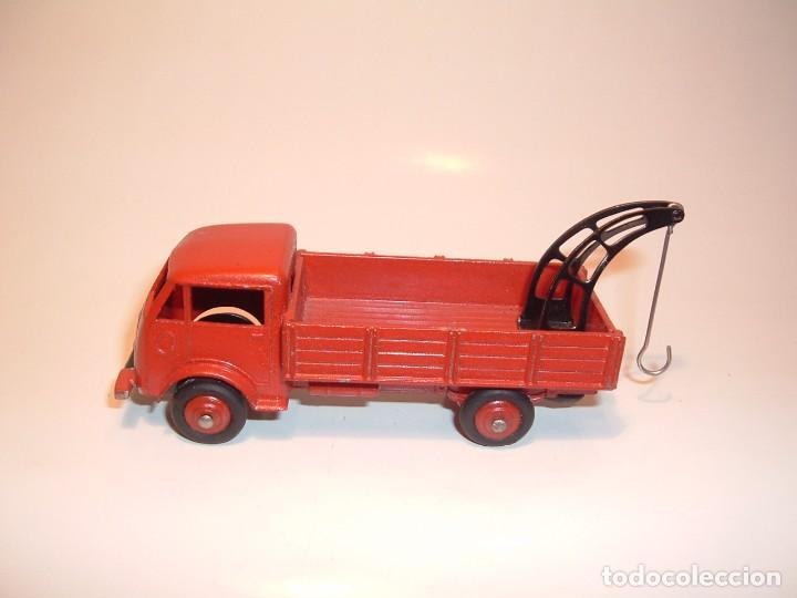 DINKY TOYS, MUY RARO, ORIGINAL, FORD BREAKDOWN, GRUA, DINKY SERVICE, REF. 25R (Juguetes - Coches a Escala 1:43 Dinky Toys)