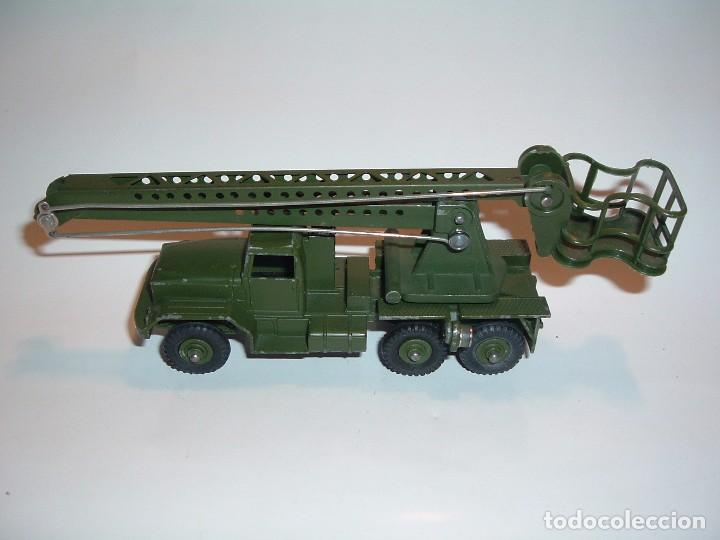Coches a escala: DINKY TOYS, MISSILE SERVICING PLATFORM VEHICLE, REF. 667 - Foto 3 - 99224771