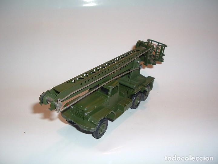 Coches a escala: DINKY TOYS, MISSILE SERVICING PLATFORM VEHICLE, REF. 667 - Foto 4 - 99224771