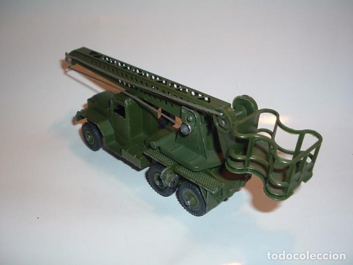 Coches a escala: DINKY TOYS, MISSILE SERVICING PLATFORM VEHICLE, REF. 667 - Foto 5 - 99224771