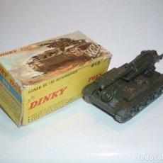 Coches a escala: DINKY TOYS, CANON AMX 155 AUTOMOTEUR, REF. 813. Lote 99346447