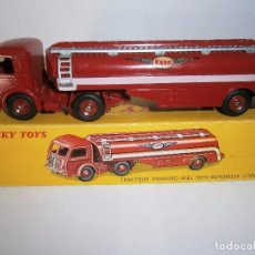 Coches a escala: DINKY TOYS, PANHARD ESSO TANKER, CISTERNA TITAN, REF. 32C, 576.. Lote 99434539