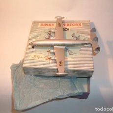 Coches a escala: DINKY TOYS, SUPER G CONSTELLATION LOCKHEED, REF. 60C. Lote 99440699