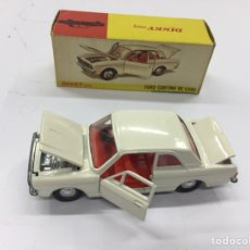 Coches a escala: DINKY TOYS. FORD CORTINA. Nº159. MADE IN ENGLAND.. Lote 101541394