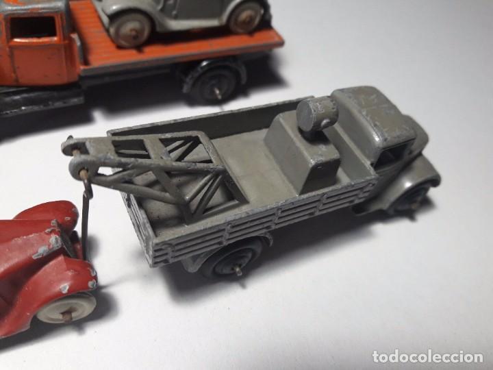 Coches a escala: Conjunto Dinky Toys Años 1930's Pre War Muy raro England Meccano 100% ORIGINAL - Foto 5 - 101542131