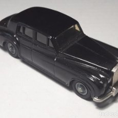 Coches a escala: BUDGIE MODELS MADE IN ENGLAND SILVER CLOUD 1955-1959 ROLLS ROYCE Nº102. ORIGINAL TIPO DINKY O CORGI. Lote 101543315