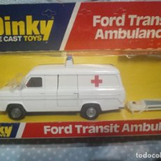 Coches a escala: DINKY TOYS FORD TRANSIT. Lote 103723203