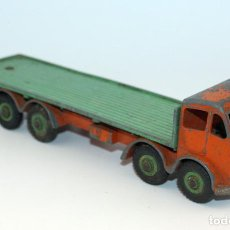 Coches a escala: DINKY TOYS -ANTIGUO CAMION FODEN - MECCANO LTD - MADE IN ENGLAND - MUY DIFÍCIL. Lote 109168147