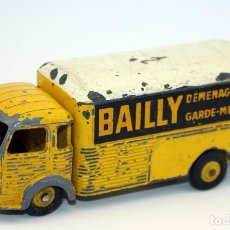 Coches a escala: DINKY TOYS - SIMBA CARGO - MECCANO LTD - Nº 33 - MADE IN ENGLAND - MUY DIFÍCIL. Lote 109169855