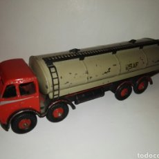 Coches a escala: DINKY TOYS -FODEN 14 -TON TANKER 504 FIRST VERSION /DINKY SUPER TOYS MECCANO. Lote 109320711